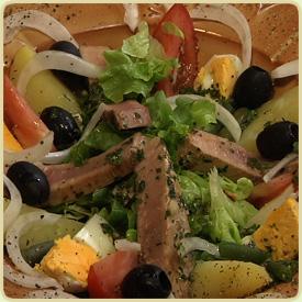 Salata Nisoaz