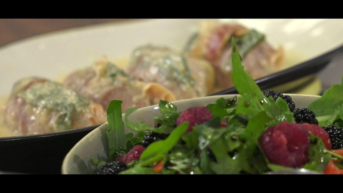 Teleće rolnice sa gorgonzolom