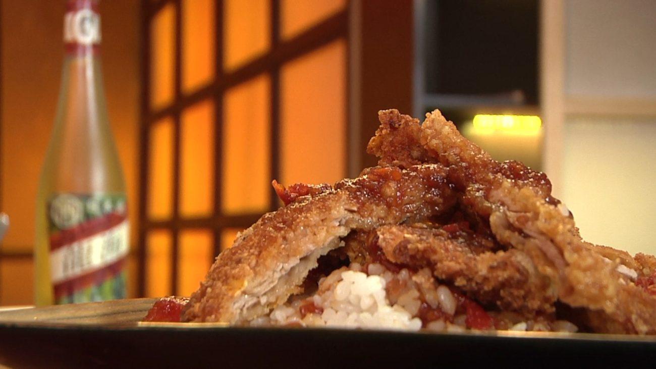Ton-Katsu – japanska pohovana svinjetina
