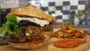 burgeri od sociva i prosa