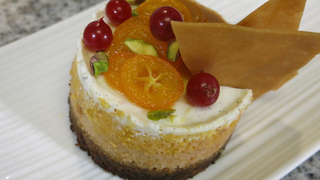 Cheesecake sa bundevom i karamelom