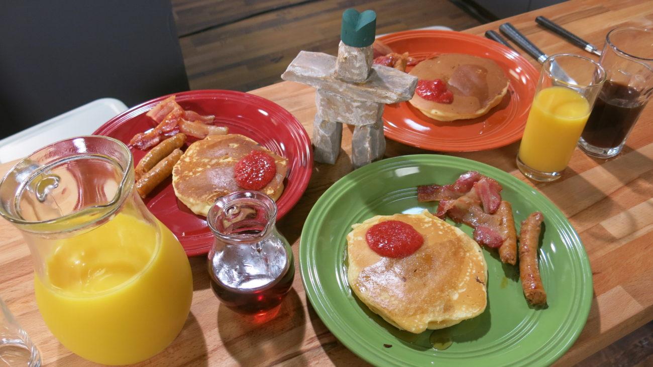 Kanadski doručak