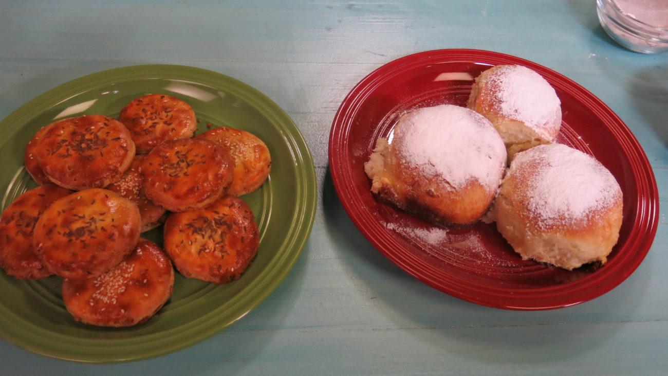 Stupavske kapustnjiki – slatkiš sa kupusom i pogačice sa čvarcima